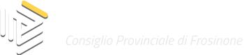 Consiglio Provinciale Frosinone - Consulenti del Lavoro